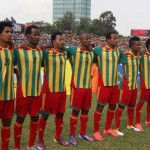 Ethiopian National Team Made History