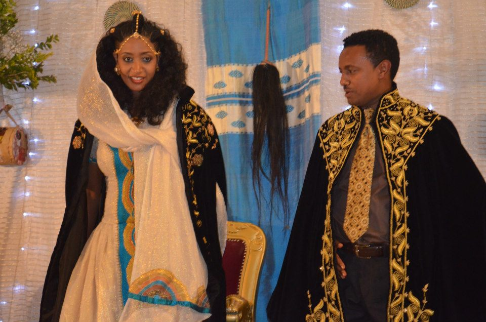 Wedding / Ethiopian Pop Star Teddy Afro and Ethiopian Music
