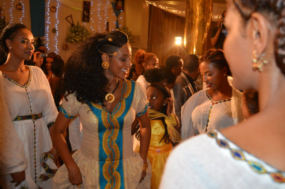 Teddys Wedding Ethiopian Pop Star Teddy Afro And Ethiopian Music