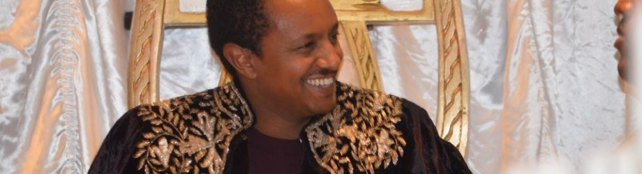Surprise Party for Teddy Afro