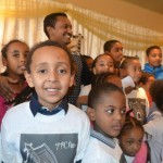Teddy Afro with Kids in DC metro area
