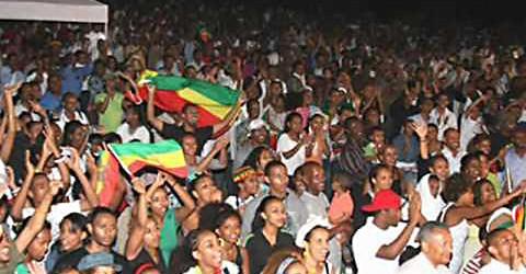 Hawassa Teddy Concert