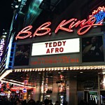 Teddy Afro at BB King NYC