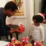 Christmas Celebrations with children: Stockholm Ethio Star Restaurant