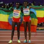 Olympic champion Ayana destroys field to win 10,000 metres